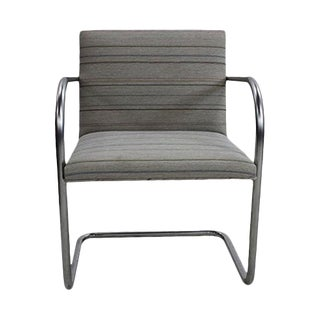 Replica Knoll Brno Tubular Side Chair (Chakra Neutral) For Sale