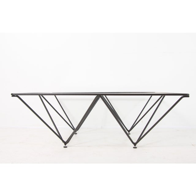 1980s Paolo Piva Alanda Style Coffee Table For Sale In Providence - Image 6 of 11