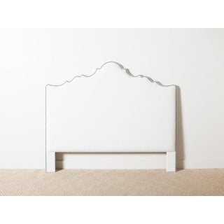 Paliazo Upholstered Linen King Headboard Preview