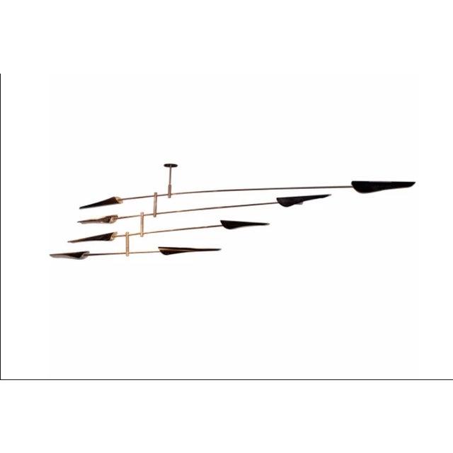 """Saru"" Four Tier Chandelier by David Weeks Mobiles"