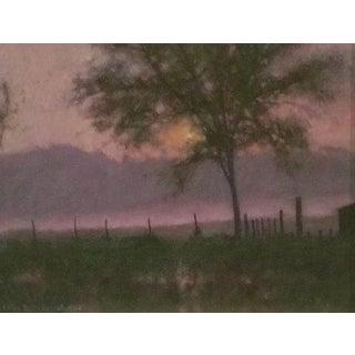 "Chris Burkholder ""Possum Walk Morning"" Acrylic Painting For Sale"