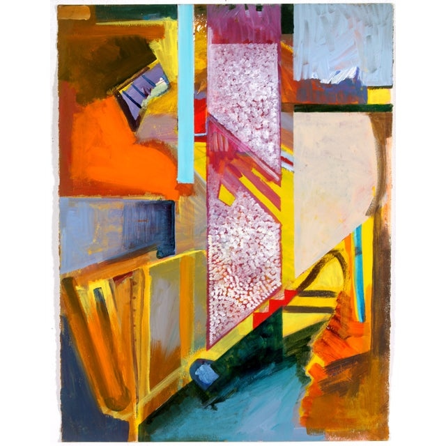 """Stratification"" by Doris Vlasek-Hails - Image 1 of 2"
