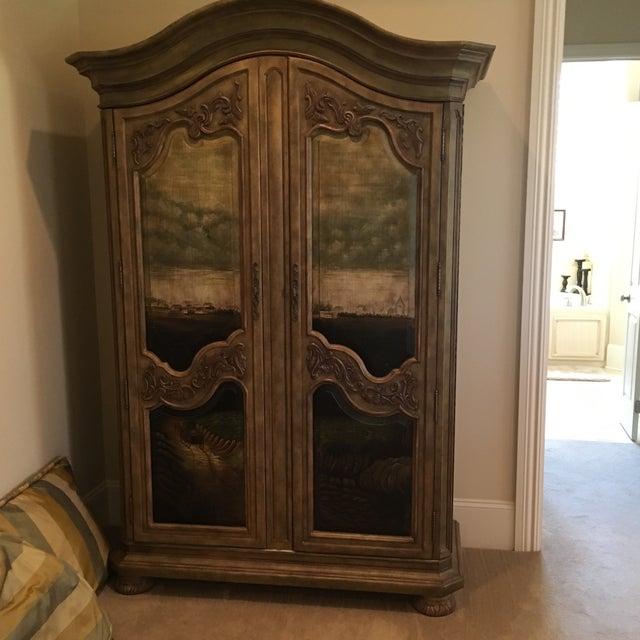 Seven Seas by Hooker Furniture Wardrobe - Image 2 of 7