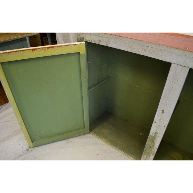 Cupboard Freestanding From Mid-1900s for Hallway, Kitchen or Entranceway Storage For Sale In Madison - Image 6 of 12