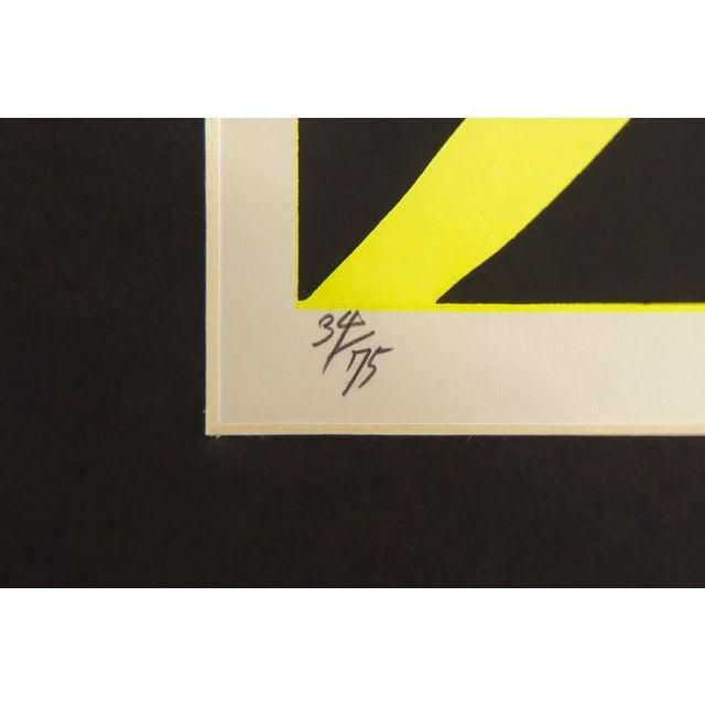 """Printmaking Materials Ushio Shinohara, """"Tiger Girl"""" For Sale - Image 7 of 8"""