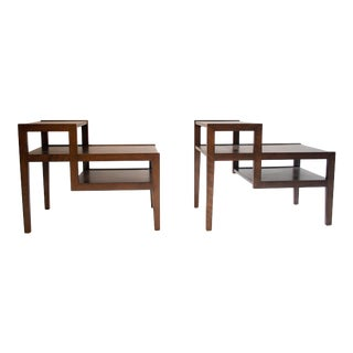 Conant Ball End Tables Russel Wright - a Pair For Sale