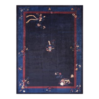 """Antique Chinese - Peking Rug 11'0""""x15'0"""" For Sale"""
