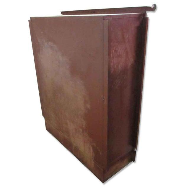 Wood & Metal Cabinet - Image 5 of 9