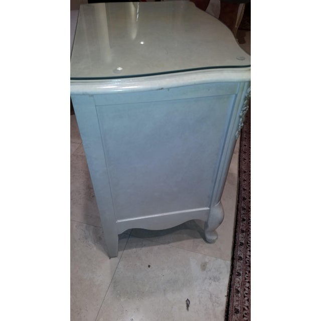 French Provincial Nightstands - Final Markdown Before Donation to Charity For Sale - Image 11 of 13