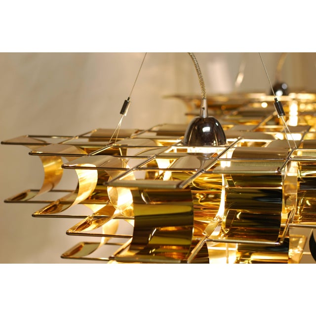 This original lighting by the famous French designers Max and Sebastien Sauze has the following dimensions: Dimensions: 40...