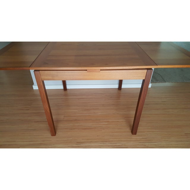 Møbler Teak Dining Table - Image 7 of 10