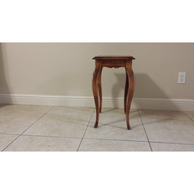 Ethan Allen French Country End Table - Image 5 of 7