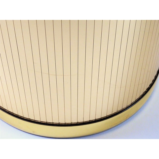 Georges Briard Mid-Century Modern Gold Ice Bucket For Sale - Image 11 of 13