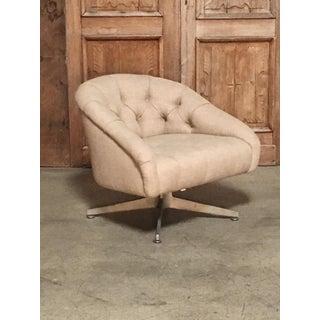 Ward Bennett Swivel Lounge Chair Preview
