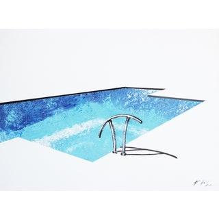 """Cool and Deep"" Original Artwork by Kathleen Keifer For Sale"