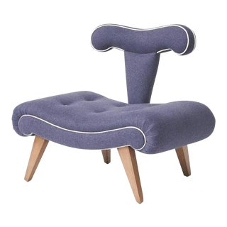 Grosfeld House Slipper Chair For Sale