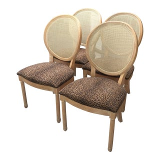 Jay Spectre Dining Room Chairs - Set of 6