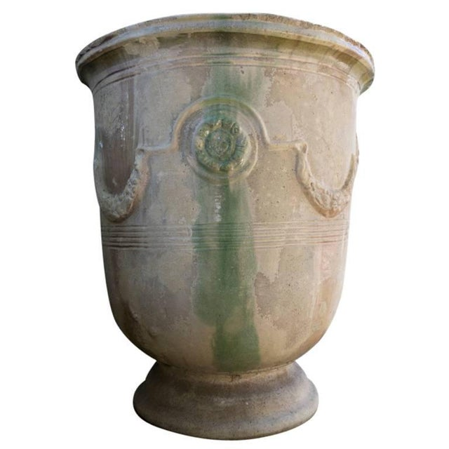 19th Century Grand Anduze Jars For Sale - Image 4 of 13
