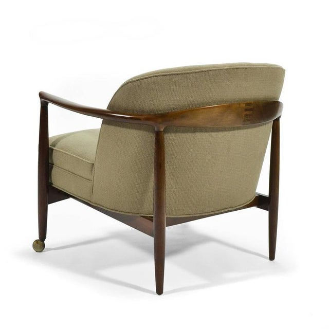 Finn Andersen Barrel-Back Lounge Chairs - Image 6 of 11