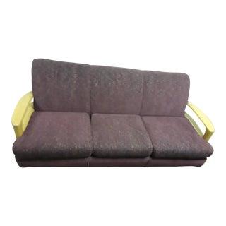 1950s Vintage Heywood-Wakefield Sofa For Sale