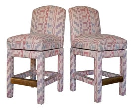 Image of Art Deco Counter Stools