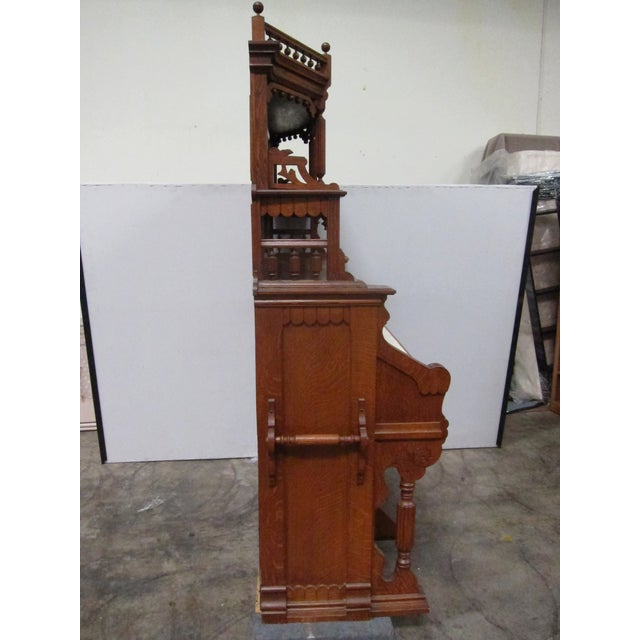 Loring & Blake Palace Organ For Sale - Image 4 of 10