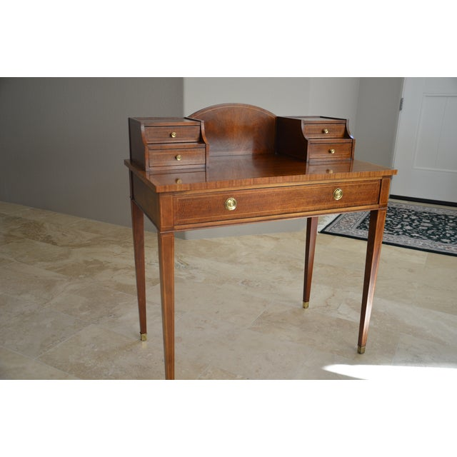 Baker Vintage Writing Table - Image 4 of 5