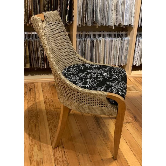We have two of the Edgewood dining side chairs from Lane Venture. Both comfortable and stylish, the Edgewood mixes well in...