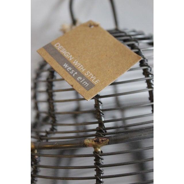 West Elm Circular Hanging Lantern - Image 7 of 8