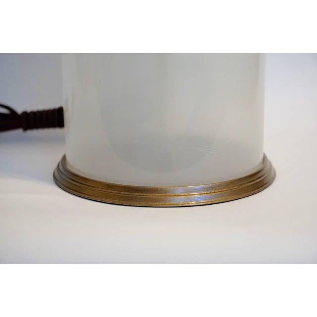 Murano Opaline Table Lamp - Image 5 of 5