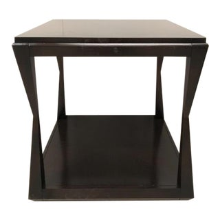 Century Furniture Decoeur Chairside Table For Sale