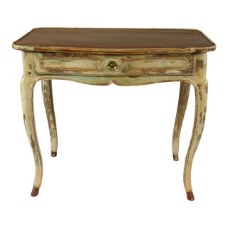 18th-C. Italian Writing Table For Sale