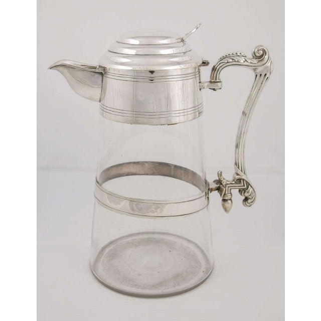 Lemonade jug c.1900 by William Hutton