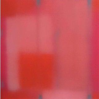 """Julian Jackson """"States of Red 5"""""""