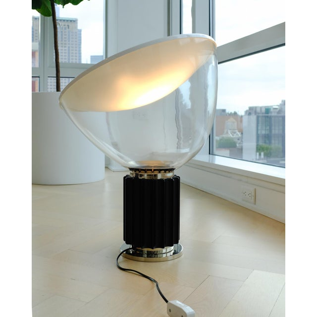 Flos taccia table lamp chairish flos taccia table lamp image 4 of 5 mozeypictures Gallery