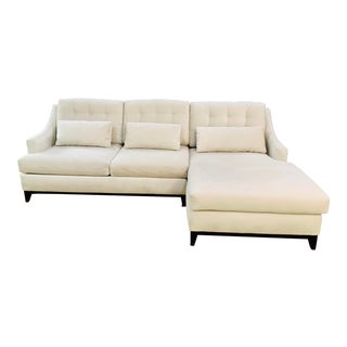 The Joneses Custom Made Sectional For Sale