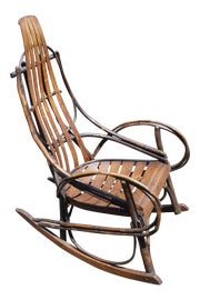 Image of Adirondack Rocking Chairs