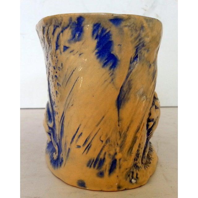 Mid-Century Modern Mid-Century Stalking Lion Vase For Sale - Image 3 of 6
