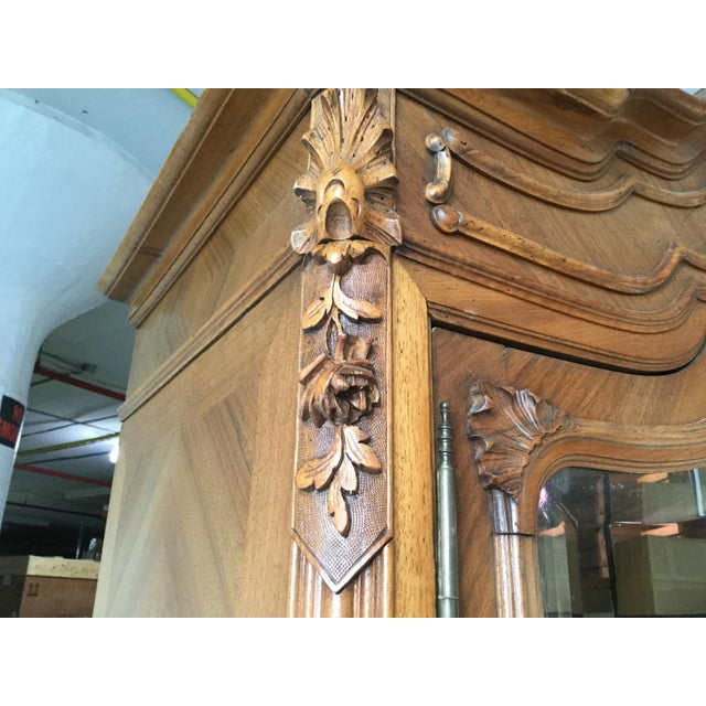 Late 19th Century 19th Century French Armoire For Sale - Image 5 of 10