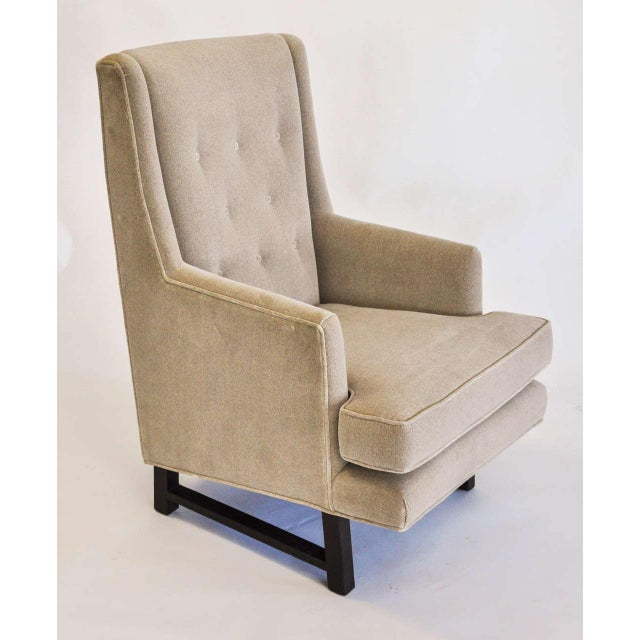 Armchair Designed by Edward Wormley for Dunbar, 1950s For Sale - Image 9 of 9