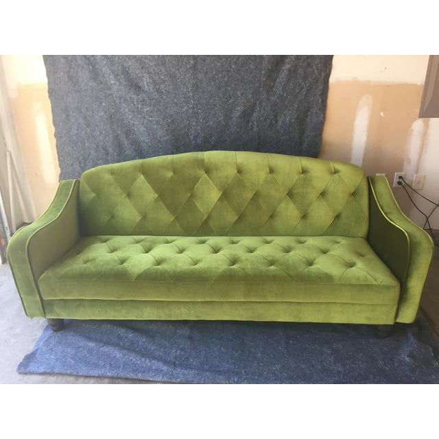 I adore this 3 seater sofa, that was one of my first purchases during college and fit perfectly with my eclectic style . I...