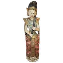 Image of Asian Antique Outdoor Accents