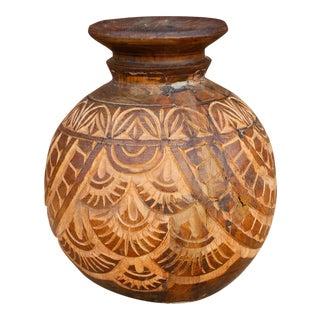Akela Naga Tribal Water Pot For Sale