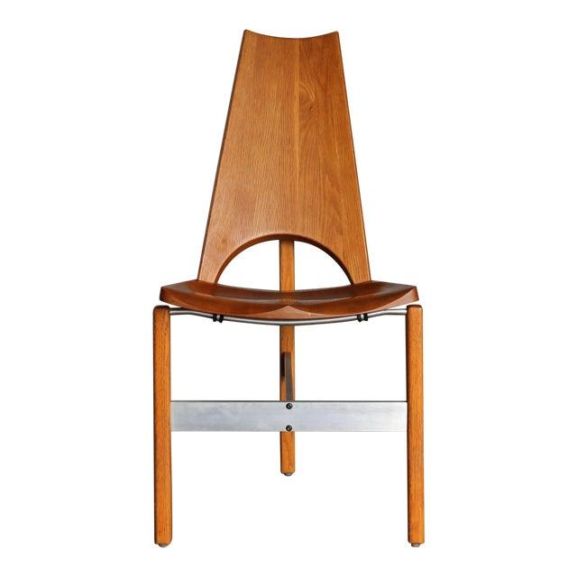 Leon Meyer Studio Occasional Chair, Circa 1977 For Sale
