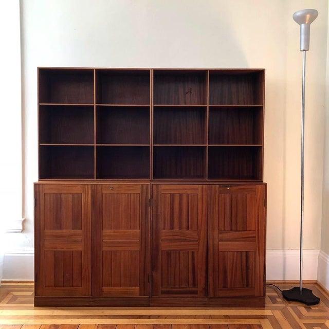 Wood Mogens Koch Bookshelves For Sale - Image 7 of 9