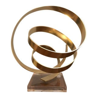 1970s Abstract Dan Murphy Sculpture For Sale