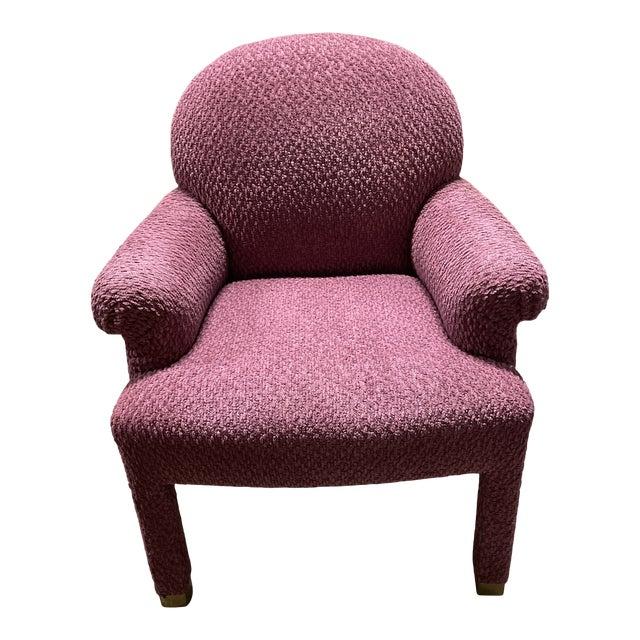J. Robert Scott Upholstered Dining Chair For Sale