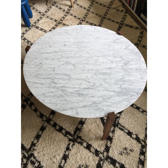 Blu Dot Free Range Marble Coffee Table - Image 4 of 6