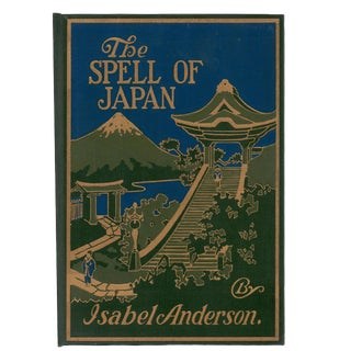 "1916 The Spell of Japan"" Book"