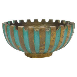 Midcentury Pal Bell Bowl For Sale